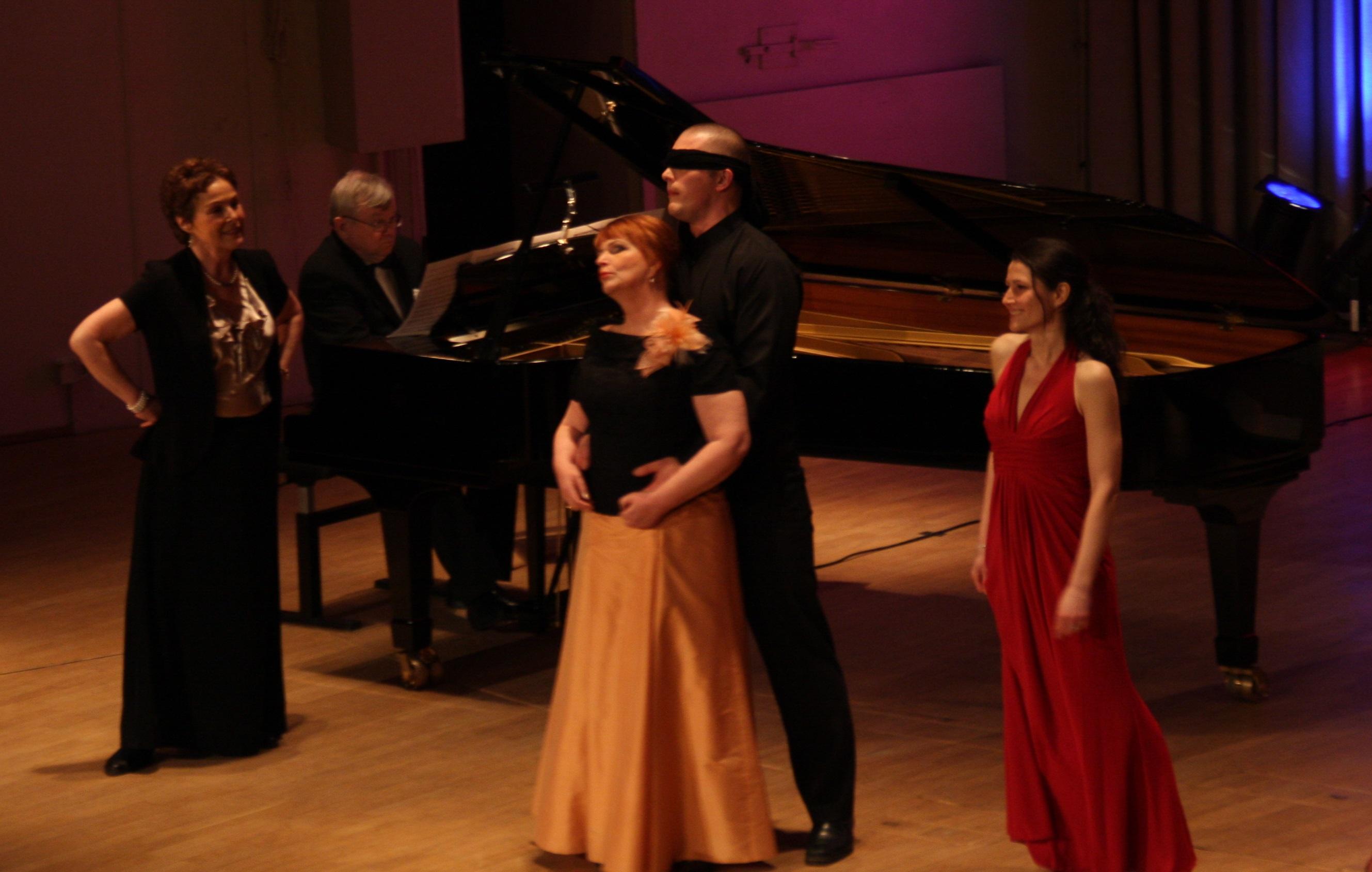 Zerlinan ja Don Giovannin duetto